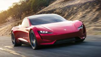 5 bestias americanas que nos han alegrado 2017 - Tesla Roadster