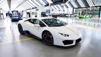 Lamborghini Huracán LP580-2 del Papa Francisco famosos deportivos