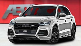 Audi SQ5 ABT suv deportivo lujo