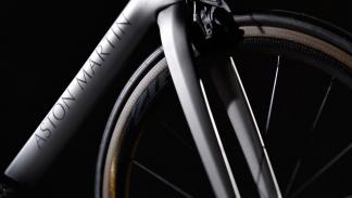 Bicicleta Aston Martin (II)