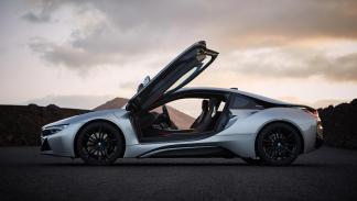 BMW i8 2018 nuevo deportivo eficiente eléctrico hibrido