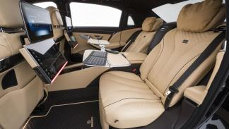 Brabus 900 Maybach Mercedes Clase S S650