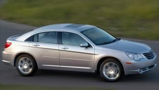 Coche feo de la semana: Chrysler Sebring (IV)