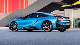 Deportivos menos vendidos: BMW i8