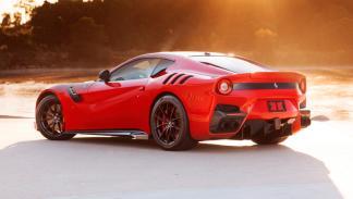 Ferrari F12tdf a subasta (III)