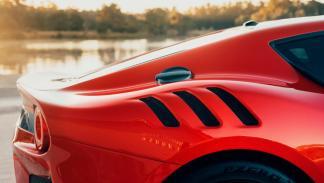 Ferrari F12tdf a subasta (IV)