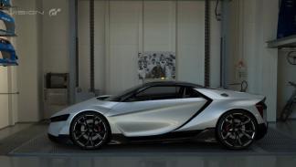 Honda Vision Gran Turismo
