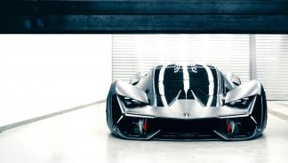 Lamborghini Terzo Millennio prototipo concept deportivo futuro