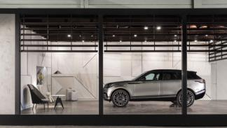 Land Rover y Erico Navazo
