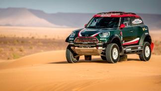Mini en el Dakar 2018 (III)