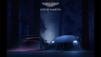 Teaser Aston Martin Vantage 2018 competicion futuro lujo deportivo