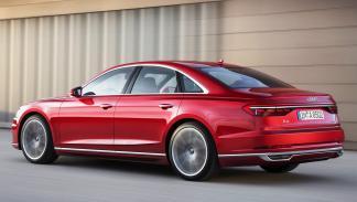 Todas las novedades del Salón del Automóvil de Los Ángeles 2017 - Audi A8
