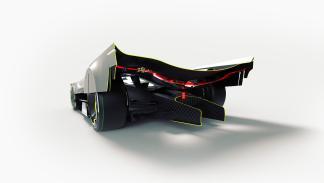 Zaga del Tesla-Le-Mans-2030