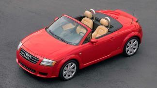 Audi TT Roadster MkI descapotable clásico segunda mano