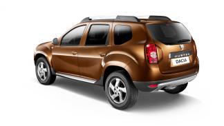 Dacia Duster: barato y capaz