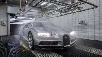 Fabricación Bugatti Chiron (X)
