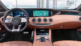 Mercedes-AMG S 65 Coupé (interior)