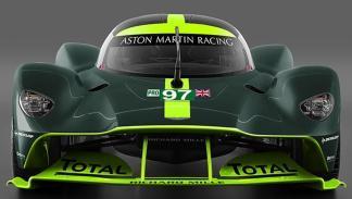 La planta que tiene el Aston Martin Valkyrie Le Mans es bestial