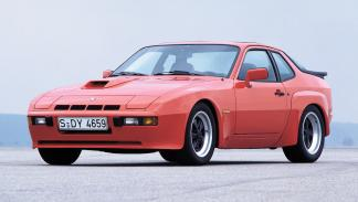 Porsche 924 Carrera GT de 1979
