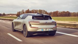 Renault Symbioz: trasera