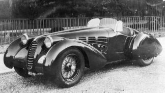Alfa Romeo 8c 2900 Aero