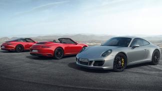 Los deportivos más vendidos en España en 2017 - Porsche 911