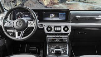 Prueba del Mercedes Clase G 2018