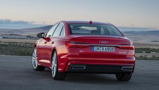 Audi A6 2018 (trasera)
