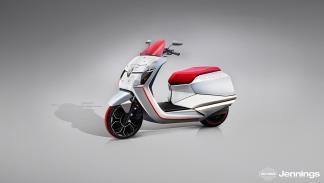 Renault convertido en scooter