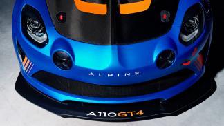 Alpine A110 GT4 (frontal)