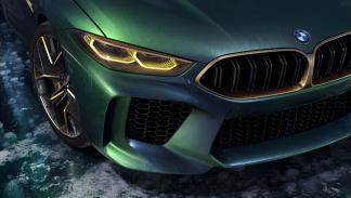 BMW M8 Gran Coupé Concept (detalle)