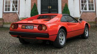 Ferrari 308 GTS Gilles Villeneuve