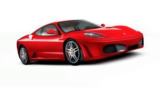 Ferrari F430 Andy Murray