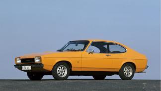Ford Capri (1974-1977)