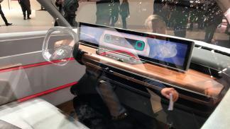 Honda Urban EV Concept (pantalla)