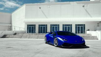Lamborghini Huracán by 1016 Industries
