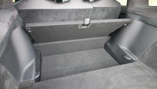 hueco portaobjetos asientos abatidos delantero lujo