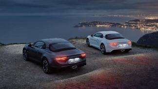 Nuevas versiones Alpine A110: Alpine A110 Pure y Alpine A110 Légende (trasera)