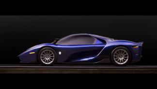 El SCG004 usará motor V6 Nissan GT-R
