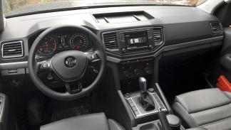 Volkswagen Amarok (interior)