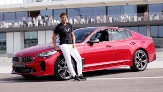 Los coches de Rafa Nadal: Kia