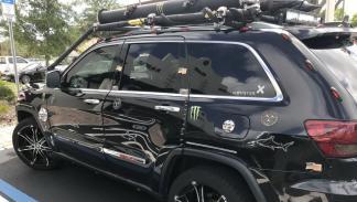 Jeep Grand Cherokee tuning