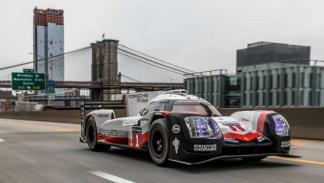 Porsche 919 Hybrid en Nueva York
