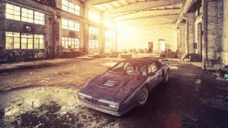 El BMW M1 más raro de la historia