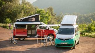 Gama Nissan NV Camper