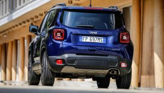 Prueba Jeep Renegade 2019 (trasera)