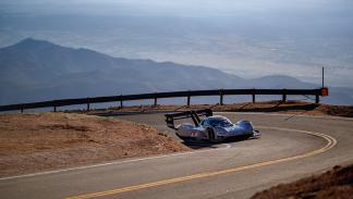 Volkswagen I.D. R en el Pikes Peak
