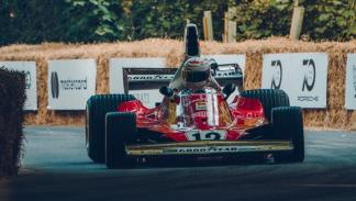 Los coches de Goodwood  Ferrari 312B3 Niki Lauda