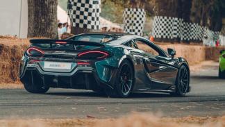 Nuevo McLaren 600LT