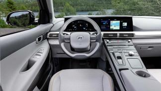 Prueba Hyundai Nexo hidrógeno